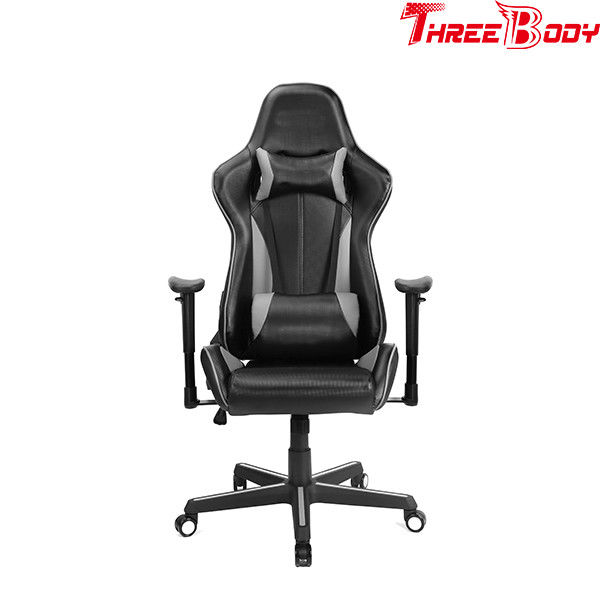 Commercial High Back Gaming Chair Height Lifting Function For PC Gaming